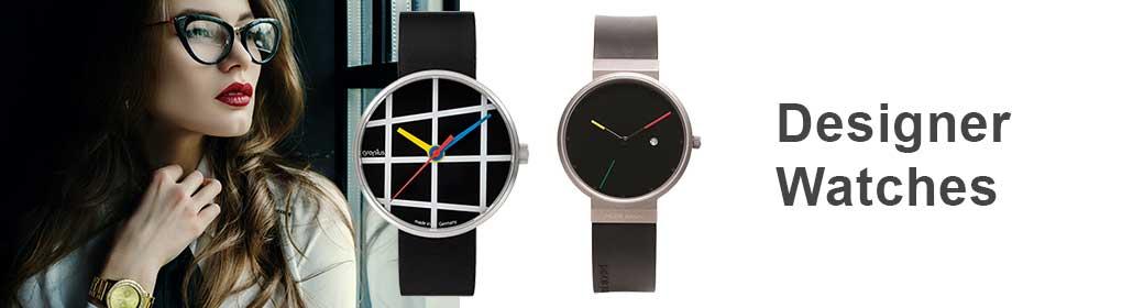 Designer Armbanduhren