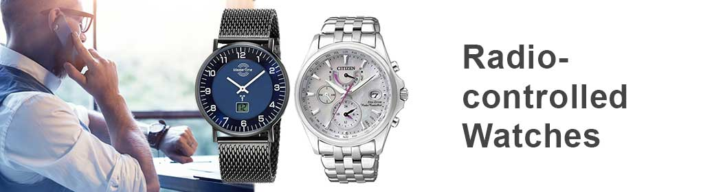 Radio-controlles Watches