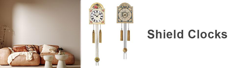 Shield Clocks