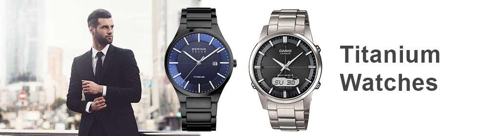 Titanium Uhren