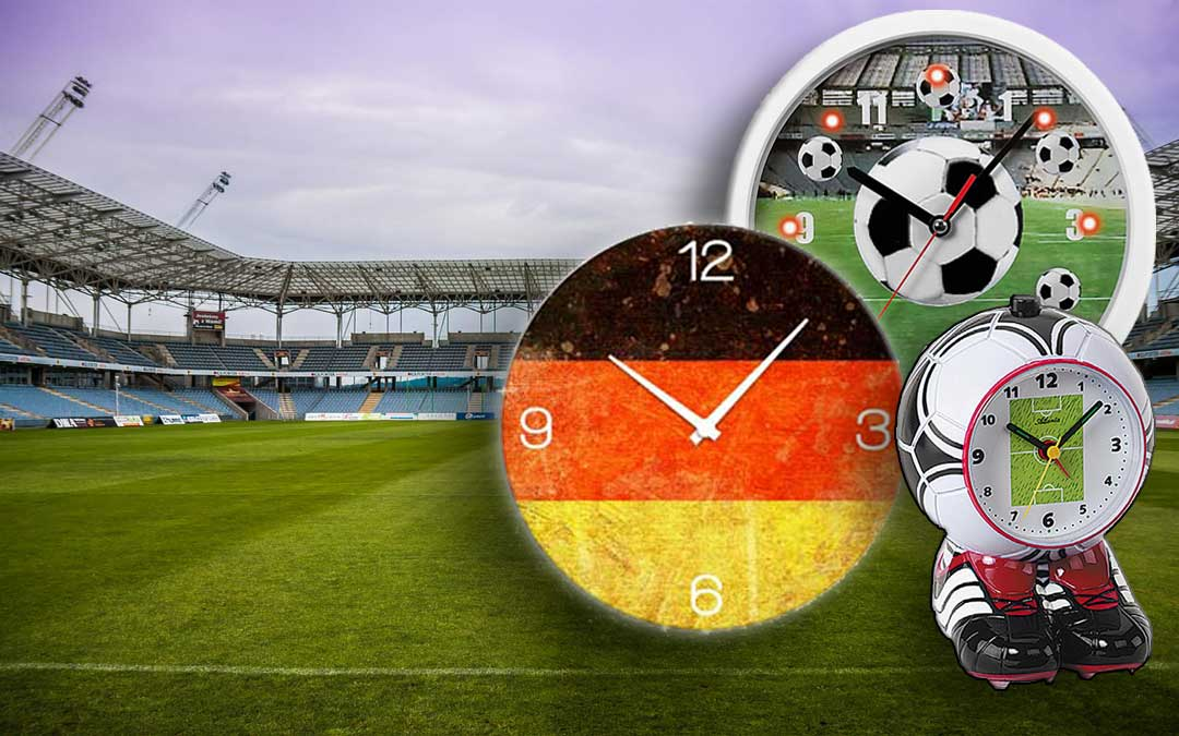 Football Clocks