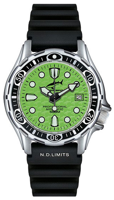 CB-500A-G-KBS diving watches