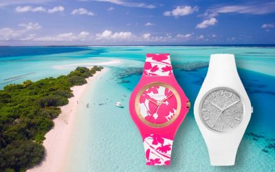 Fresh wristwatches for the summer
