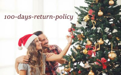Our 100-days-return-policy