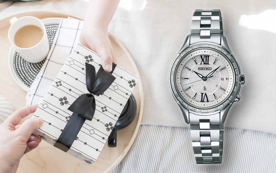Seiko lady's watch SSVV011- The perfect present!