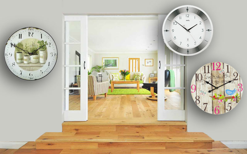 buy-wall-clocks-living-room-online
