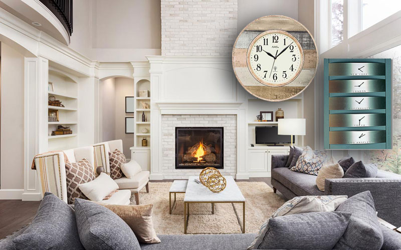 Which wall clock suits my living space?