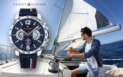Sport sailing watch Tommy Hilfiger 1791476
