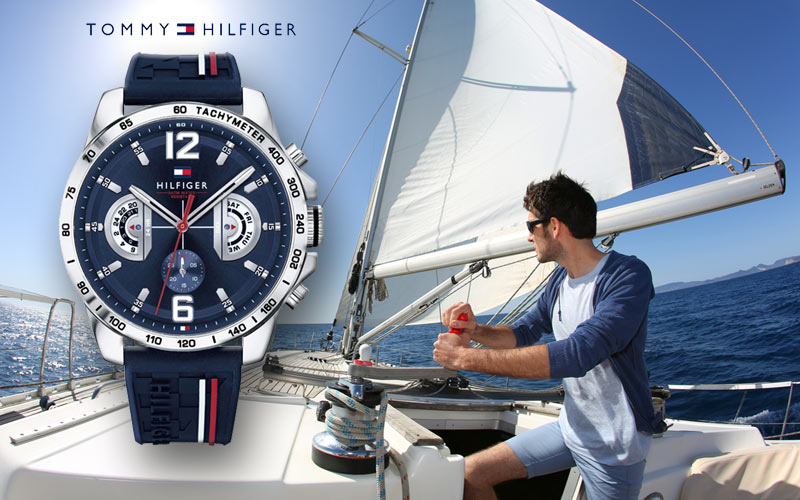 Sport sailing watch Tommy Hilfiger 1791476