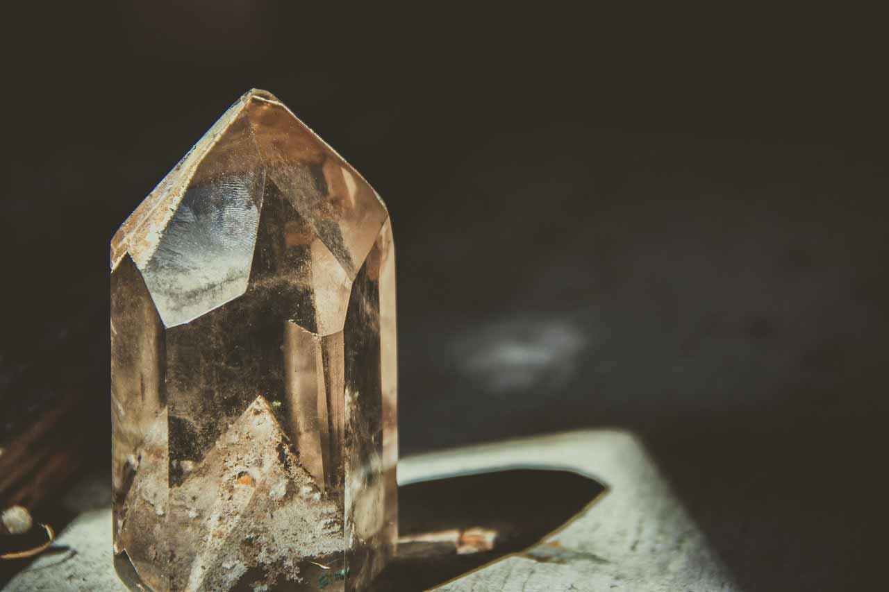 Mineral glass
