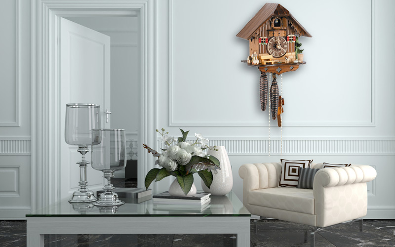 What is a cuckoo clock?