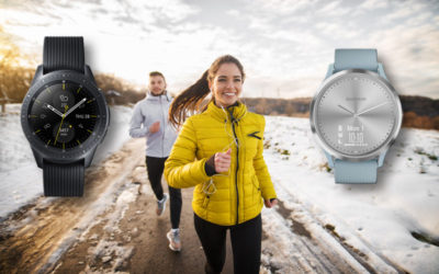 Keep New Year's resolutions with fitness trackers