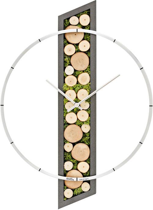 AMS Wall Clock 9607