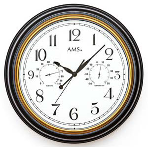 AMS 9487 Outdoor clocks