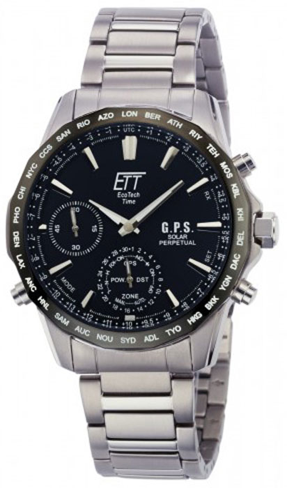 GPS Watches Eco Tech Time EGT-11363-60M