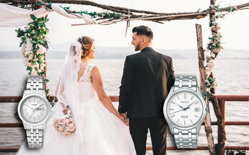 matching-watches-for-engagement-and-wedding