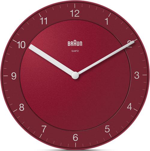 Wall clocks Braun 67021_BC06R