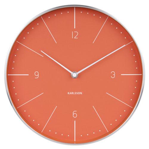 Wall clocks Karlsson KA5682OR