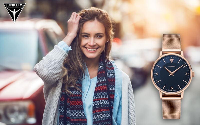 Junkers 9.25.01.01.M Ladies' Watch Novelty