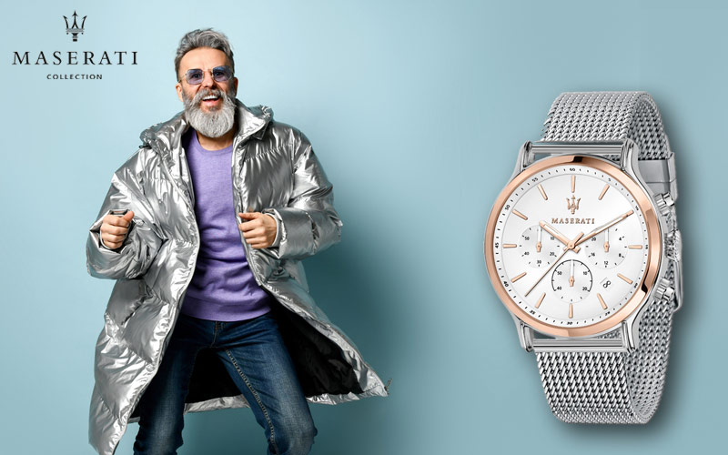 Men's watch Maserati R8873618009