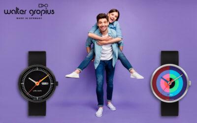 The new Walter Gropius watches