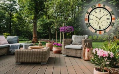 Garden decoration for your outdoor area