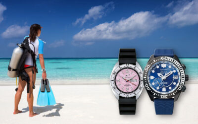 What should be considered when buying diver's watches?