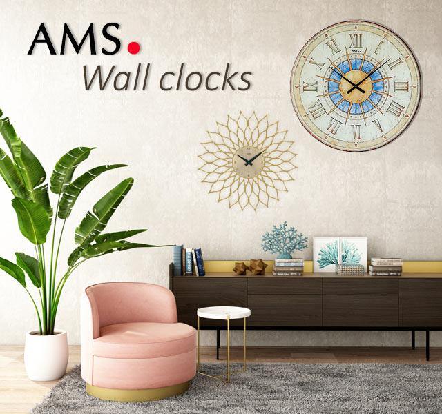 AMS Wall Clocks