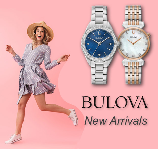 Bulova New Arrivals