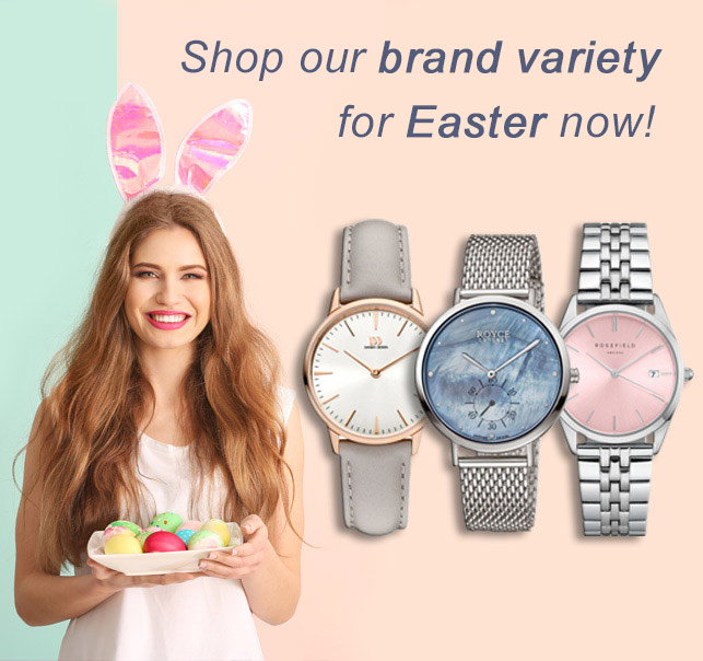 Watches for Easter